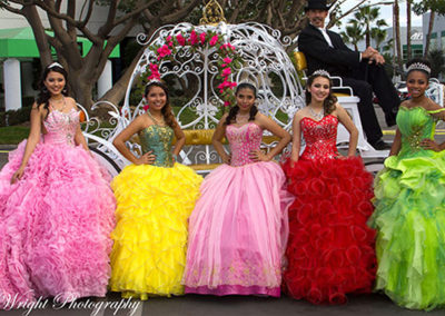 Quinceanera Carriage Rental