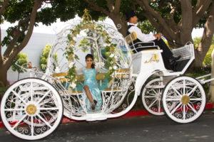 Quinc Cinderella Carriages
